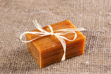 aromatic natural handmade soap
