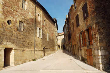 street of Bergerac