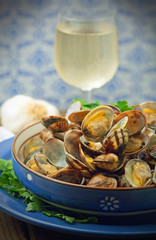 Vongole veraci - Steamed clams