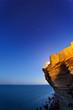 Remparts de Bonifacio sous les étoiles - Corse