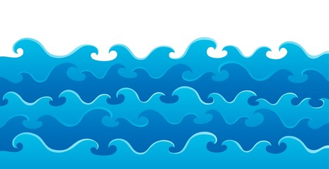 Waves theme image 5