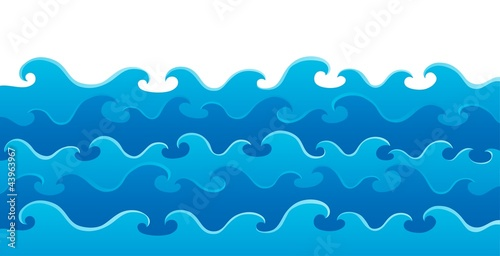 Waves theme image 5 - 43963967