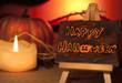 Halloweeneinladungskarte