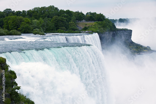 Niagara Falls (summer time)