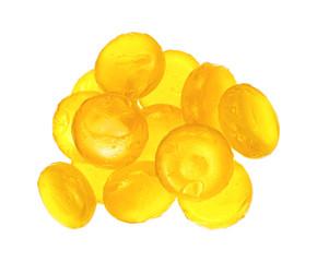 Lemon Flavored Cough Drops