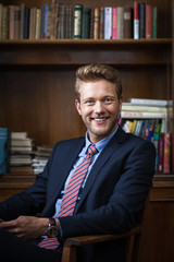 Klassisches CEO Portrait