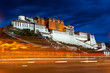 Potala Palace at night