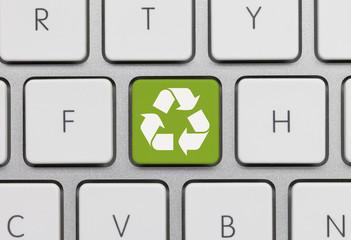 recycle keyboard 7