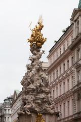 Plague column in Vienna