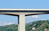 concrete viaduct