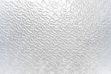 white glass texture background closeup