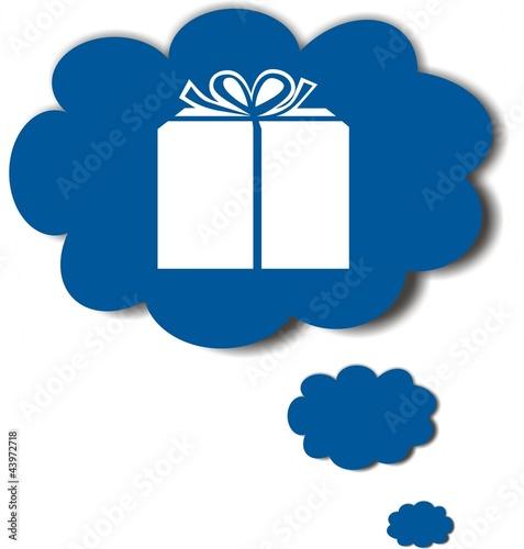 bulle cadeau