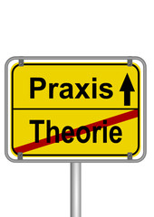 Praxis vs Theorie