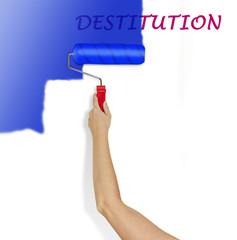 War on destitution