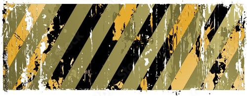Vector military striped background