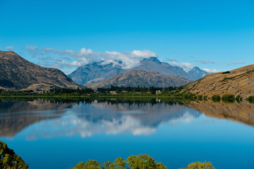Lake Hayes, Central Otago, New Zealand