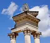 Corinthian Temple in Glanum poster