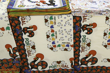 Tablecloths from Portugal