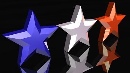 French stars - Stelle francesi