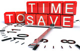 Time to save