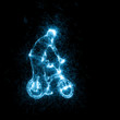 Digital BMX - Blue