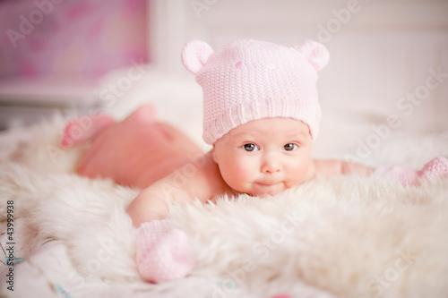 Fototapeten,adorable,baby,hintergrund,körbe
