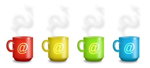 Internet Cafe Mugs