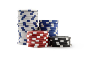 Casino Chips, Poker Chips