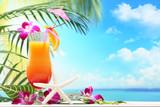 Fototapety Orange Cocktail