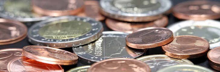 1208003 - Euromünzen