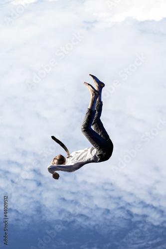 caduta libera fear