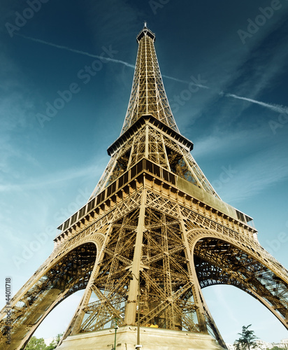 Eiffel Tower, Paris, France - 44011718