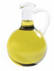 Ampolla oliera con olio