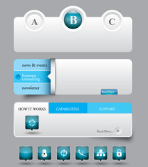 Web Design Navigation Elements04