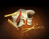 Shaving Implements poster
