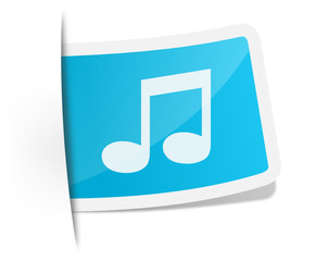 Schild Musik