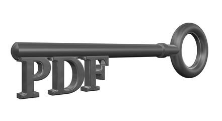 pdf key