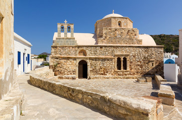 Ag. Ioannis Xrysostomos church, Kimolos island, Cyclades, Greece