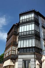 Architectural style in Segovia