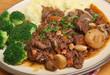 Beef Bourguignon Dinner