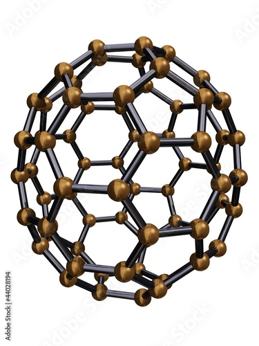 Isolated C70 Fullerene