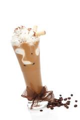 Ice coffe.