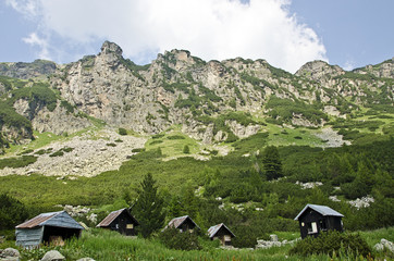 shelter in Rila