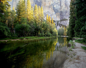 Merced in Yosemite National Park