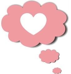 bulle coeur