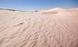 Beautiful sand dunes Lancelin, Western Australia, Australia.