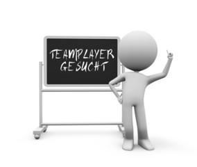Teamplayer gesucht 3