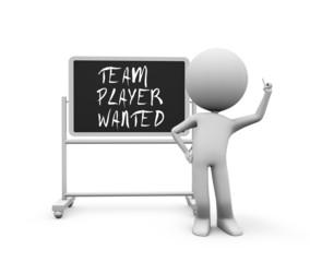 Teamplayer gesucht 4