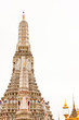 Pagoda at wat arun in thailand