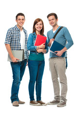 Gruppe von Jugendlichen